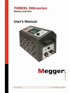 User U2019s Manual  Torkel 900