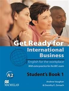 Download MacMillan Get Ready for International English (A2 ...