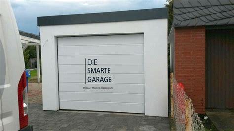 Fink Garage  Die Smarte Garage