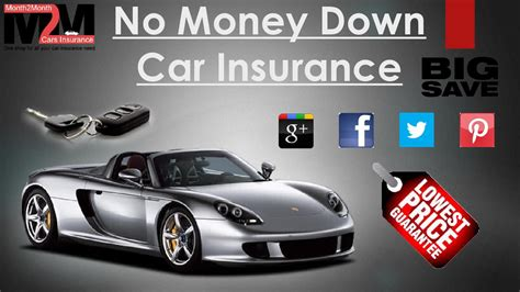 Hence, you must first check whether you qualify for purchasing no money down auto insurance. Cheap Car Insurance No Money Down With Lowest Charges ...