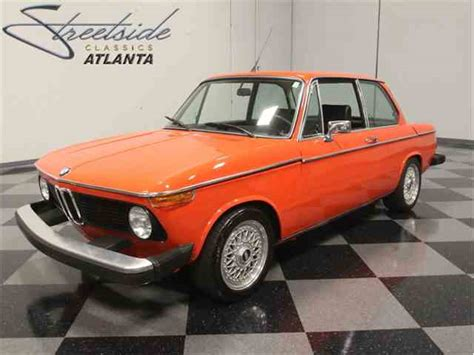 Classic Bmw 2002 For Sale On Classiccars.com