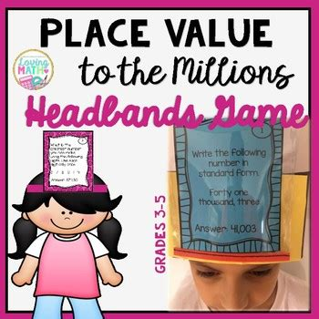 place    millions headbands game  loving