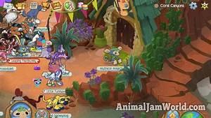 Coral Canyons Secrets  U0026 Guide - Animal Jam