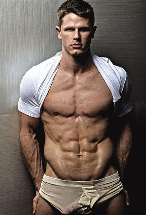 GORGEOUS MEN: Andy Speer