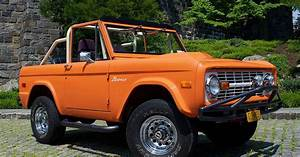 What It's Like to Drive a Classic Ford Bronco in Manhattan - NY Daily News