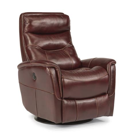 Recliners That Swivel by Flexsteel Latitudes Go Anywhere Recliners Alden King Size