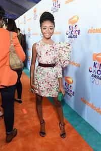 Skai Jackson Photos Photos - Nickelodeon's 2017 Kids ...