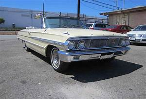 1964 Ford Galaxie 500 Convertible Ready For Cruising In