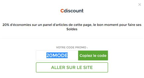 code promo cdiscount canap code promo