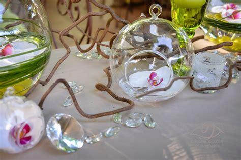 decoration mariage zen nature