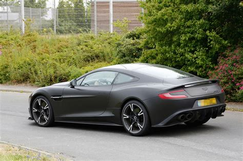 Aston Martin Song by Spied The Swan Song Of The Way Aston Martin Used To Be