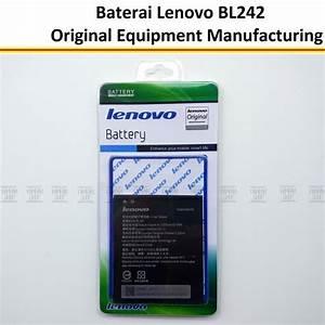 Log On Battery Baterai Double Power Lenovo A2010 3000mah
