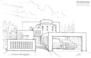 Decorative House Plan Sketches by Modern Architecture Drawing Modern House Reaching Out To