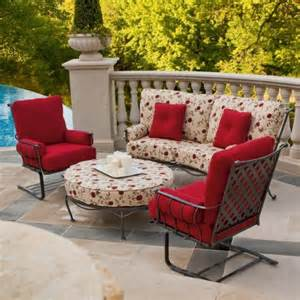 menards patio furniture industry standard design