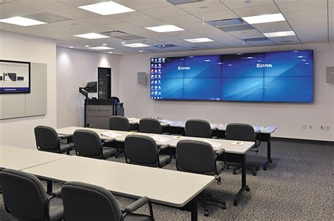 extron opens product demonstration  training facility