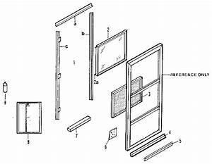 Chamberlain Storm  Screen Door Parts