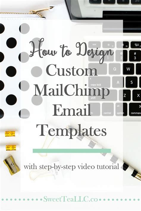 Create A Custom Newsletter Template Mailchimp by How To Design Custom Mailchimp Email Templates To Be