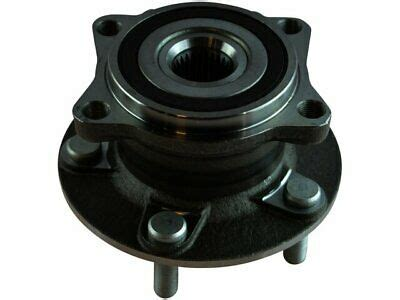 For 2007-2013 Mitsubishi Outlander Wheel Hub Assembly Rear ...