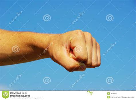 Fist Stock Photo Image 7673440