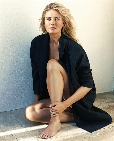 Maria Sharapova Feet Tennis Players Beauty