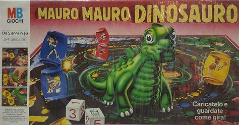 giochi da tavolo mb mauro mauro dinosauro gioco da tavolo mb giochi