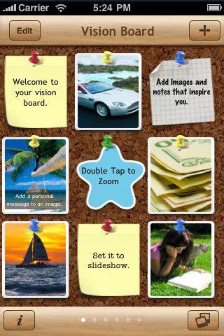 vision boards images  pinterest vision