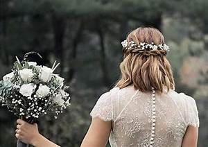 Coiffure Mariage Cheveux Court : 20 coiffures mariage pour cheveux courts leryam ~ Dode.kayakingforconservation.com Idées de Décoration