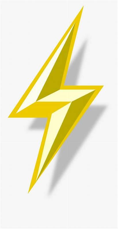 Lightning Bolt Clipart Svg Transparent Cartoon Strike