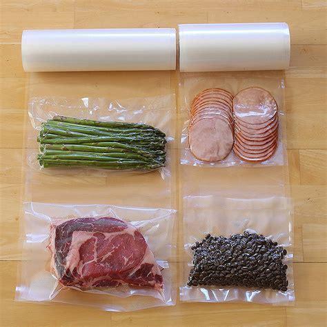 Razorri 2 Pack Commercial Vacuum Sealer Rolls Bags All