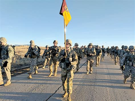 rotc cadets tackle manchu mile fort carson