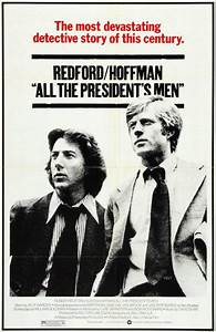 All the President's Men (1976) Review |BasementRejects