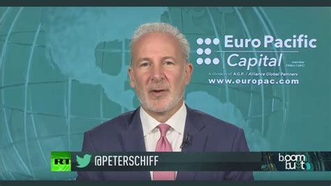 Peter Schiff: Americans are in for a rude awakening ...