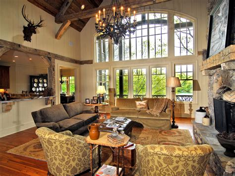 luxury house plan great room photo  humphrey creek