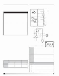 Installation  Program Switches  Wiring Schematics