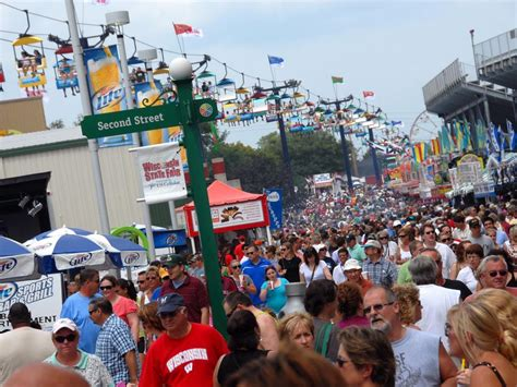best state fairs best us state fairs travel channel united states vacation destinations and guides