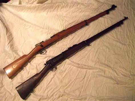 Gun Review Model 1898 Kragjorgensen Rifle  The Truth