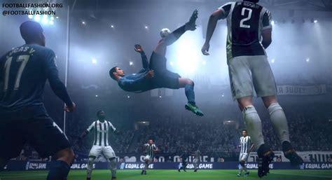 Ea Sports Fifa 19 Reveal Trailer  Uefa Champions League