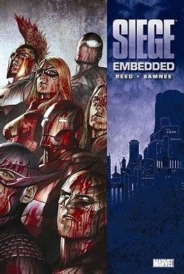 siege embedded siege embedded by brian reed reviews discussion