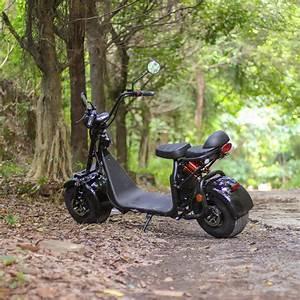 Pneu 18 Pouces : 2 roues en alliage d 39 aluminium 18 pouces gros pneu scooter ~ Farleysfitness.com Idées de Décoration