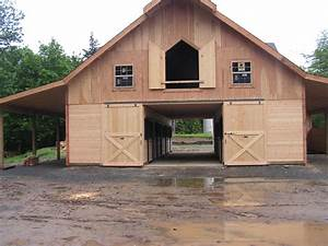 red barn building company photo gallery With barn building companies