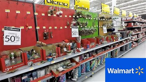 walmart  christmas clearance sale christmas