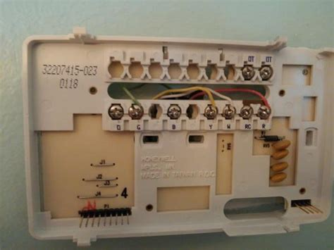 Honeywell Prestige Wiring Diagram by Honeywell Prestige Thermostat 2001 Trane Tue100a984k3