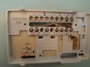 Honeywell Prestige Thermostat    2001 Trane Tue100a984k3