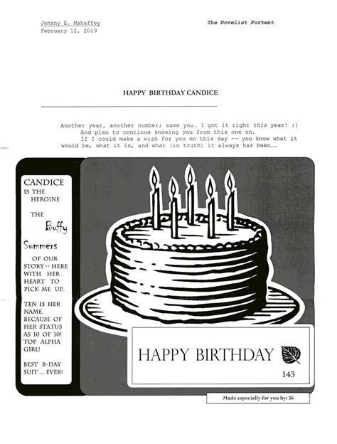 happy birthday candice images happy birthday images
