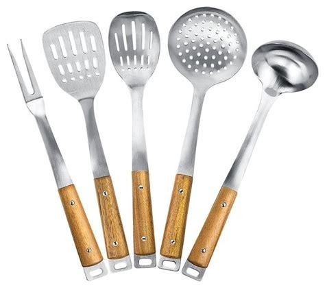 contemporary kitchen utensils kitchen maestro kitchen maestro stainless steel utensil 2524