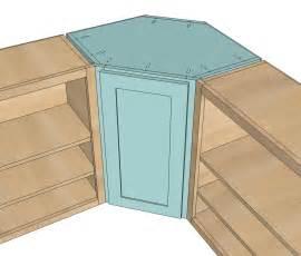 kitchen furniture plans white wall kitchen corner cabinet diy projects