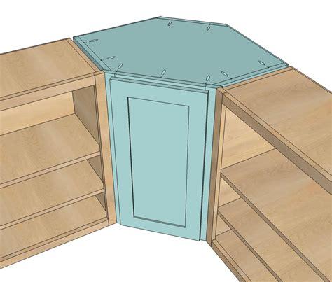 kitchen corner wall cabinet woodworking corner kitchen wall cabinet plans plans pdf