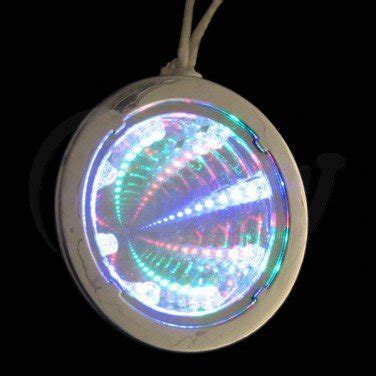 Light Up Flashing Infinity Tunnel Necklace   Buy Online in