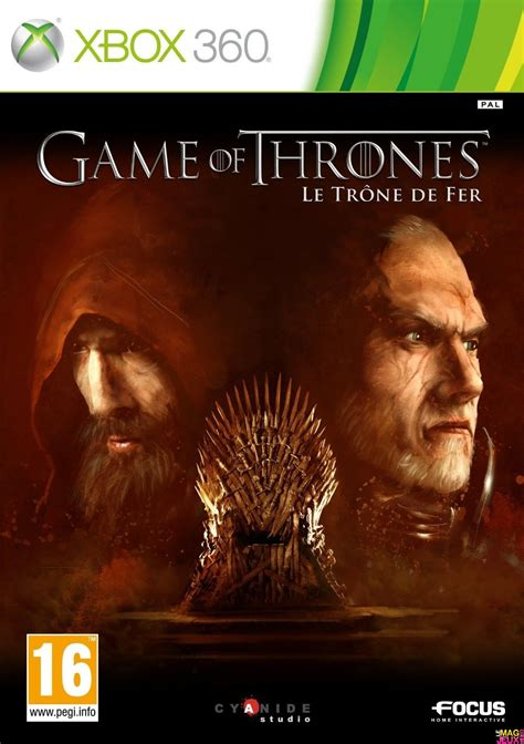 test game  thrones xbox