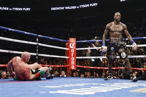 Deontay Wilder vs Tyson Fury II, le choc des titans – BlogBoxe
